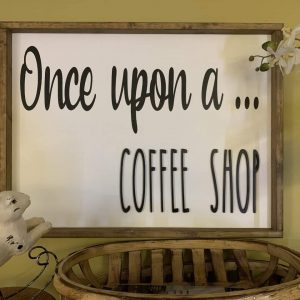 Once Upon A Coffee Shop